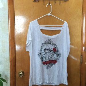 Torrid Skull T-Shirt